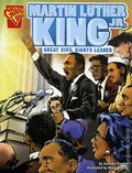 Graphic Library: Martin Luther King, Jr. GN (2007 Capstone) Great Civil Rights Leader 1-1ST