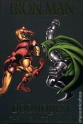 Iron Man vs. Doctor Doom Doomquest HC (2008 Marvel) 1-1ST