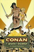 Conan and the Jewels of Gwahlur HC (2005 Dark Horse) 1-1ST