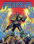 Apocalypse War TPB (1984 Titan Books) The Chronicles of Judge Dredd 1-1ST