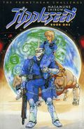 Appleseed TPB (1995 Dark Horse) 2nd Edition 1-REP