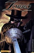 Zorro (2008 Dynamite Entertainment) 1B