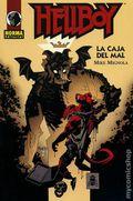 Hellboy Box Full of Evil TPB (2004 Spanish Edition) 1-1ST