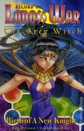 Record of Lodoss War The Grey Witch TPB (1999-2000 CPM) 2-1ST