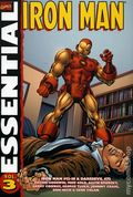 Essential Iron Man TPB (2000-2013 Marvel) 1st Edition 3-1ST
