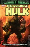 Incredible Hulk Planet Hulk TPB (2008 Marvel) 1-1ST