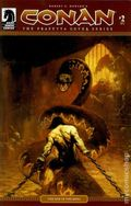 Conan Frazetta Cover Collection (2007) 2