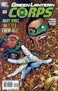 Green Lantern Corps (2006) 23