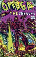 Omega The Unknown (2007 2nd Series) 7