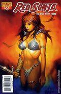Red Sonja (2005 Dynamite) 33A