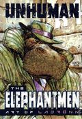 Unhuman The Elephantmen Art of Ladronn HC (2008) 1-1ST