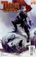 Thor Ages of Thunder (2008) 1A