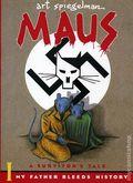 Maus A Survivor's Tale GN (1986-1992 Pantheon) 1-REP