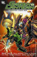 Green Lantern The Sinestro Corps War HC (2008 DC) 2-1ST