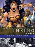 DC Comics Guide to Inking Comics SC (2003 Watson-Guptill) 1-1ST