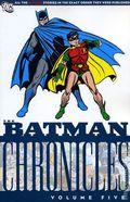 Batman Chronicles TPB (2005-2013 DC) 5-1ST