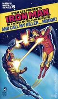 Iron Man And Call My Killer MODOK PB (1979 Pocket Novel) 1-1ST