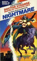 Doctor Strange Nightmare PB (1979 Novel) 1-1ST