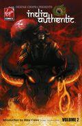 India Authentic TPB (2007-2008 Virgin Comics) 2-1ST