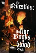 Question The Five Books of Blood HC (2008 DC) 1-1ST