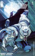 Astounding Wolf-Man (2007) 5B