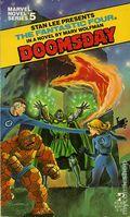 Fantastic Four Doomsday PB (1979 Marvel Novel Series) 1-1ST