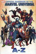 Official Handbook of the Marvel Universe A-Z HC (2008-2010 Marvel) 2-1ST