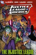 Justice League of America The Injustice League HC (2008 DC) 1-1ST