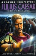 Graphic Nonfiction: Julius Caesar GN (2005 Rosen) The Life of a Roman General 1-1ST