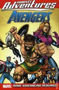 Marvel Adventures Avengers TPB (2006-2009 A Marvel Digest) 5-1ST