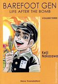Barefoot Gen TPB (2004-2009 Last Gasp) A Cartoon Story of Hiroshima New Edition 3-1ST