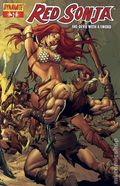 Red Sonja (2005 Dynamite) 31B