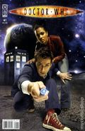 Doctor Who (2008 IDW) 1B
