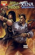 Army of Darkness Xena Why Not (2008) 1B