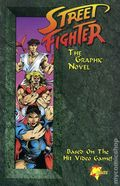 Street Fighter The Graphic Novel TPB (1994 Malibu) 1-1ST
