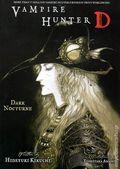 Vampire Hunter D SC (2005-2017 Dark Horse/DMP Novel Series) 10-1ST