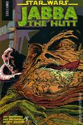 Star Wars Jabba the Hutt TPB (1995 UK Edition) 1-1ST