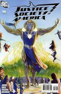 Justice Society of America (2006-2011 3rd Series) 16A