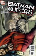 Batman and the Outsiders (2007 2nd Series) 7