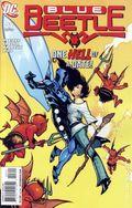 Blue Beetle (2006 DC 2nd Series) 27