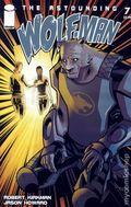 Astounding Wolf-Man (2007) 7