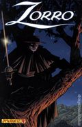 Zorro (2008 Dynamite Entertainment) 4A
