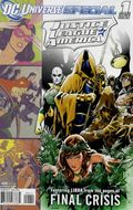 DC Universe Special Justice League of America (2008) 1
