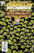 Franklin Richards Not So Secret Invasion (2008) 1
