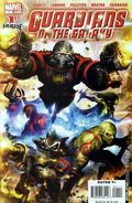 Guardians of the Galaxy (2008 2nd Series) 1A