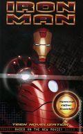 Iron Man Teen Novelization PB (2008) 1-1ST