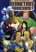 Planetary Brigade TPB (2007) 1-1ST