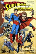 Superman and the Legion of Super-Heroes HC (2008 DC) 1-1ST