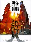 Mega City Undercover TPB (2008-2016 Rebellion) 1-1ST