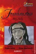 Graphic Classics: Frankenstein GN (2008 Barron's) 1-1ST